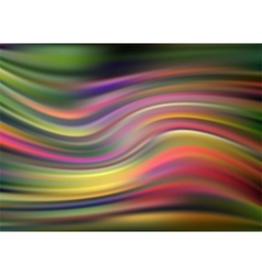 Abstract modern wavy background elegant wave eps10 vector
