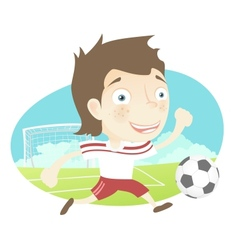 Character vector image vector image