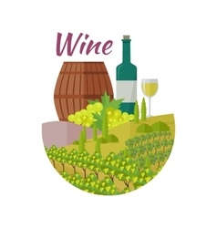 Wine club quality collection for labels tags vector