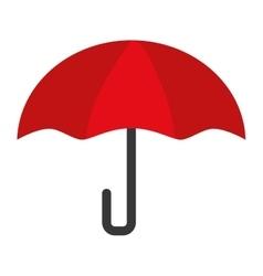 Umbrella tool weather design vector