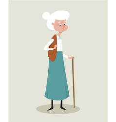 Grandmother character vector