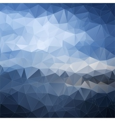 Abstract polygonal background background vector