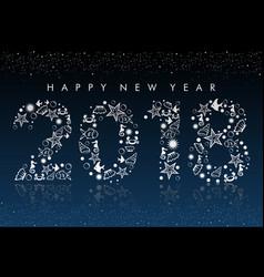 Hny 2018 vector