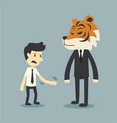 Tiger risk vector