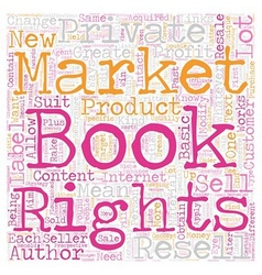 Ogplr private label rights e books text background vector