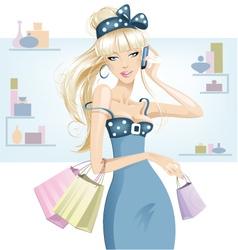 Gossip girl vector