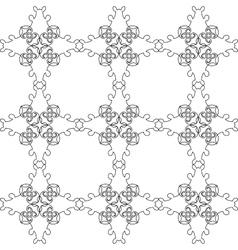 Seamless pattern design vector