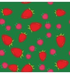 Berry cartoon seamless texture 641 vector