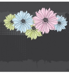 abstract background with paste vector image vector image