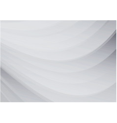 White abstract background for text and message vector