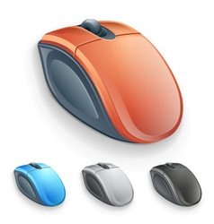 Computer mouse vector image