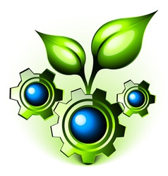 natures engineering vector image