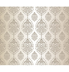 Seamless ornament texture vector