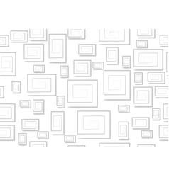 Seamless spiral abstraction vector