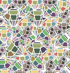 Brilliant pattern vector image vector image