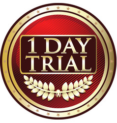 One day trial vector