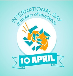 10 april international day vector