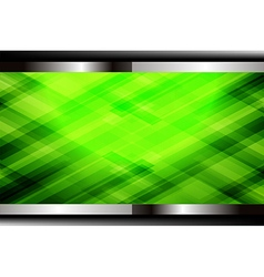 abstract green backgrounds design vector image vector image