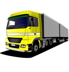 Al 1026 truck vector