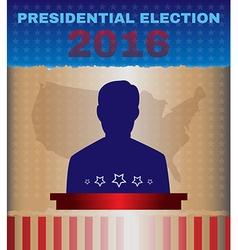 Usa 2016 presidential election debates vector