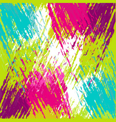 Abstract art colorful paint texture background vector