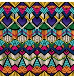 Tribal pattern vector
