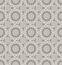 pattern seamless grey background vector image vector image