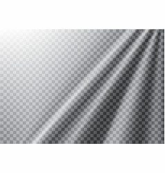 checkered flag wave light sport race championship vector image