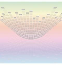 Spectrum analyzer vector image