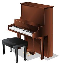 A piano vector image vector image