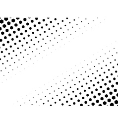 Abstract halftone texture background of vector