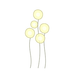 Balloon sculptures vector