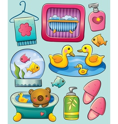 Toiletry vector
