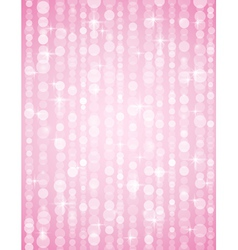 Pink defocused brightnes background vector