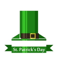 st patrick day geometry vector image vector image
