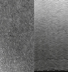 engraving texture vector image vector image