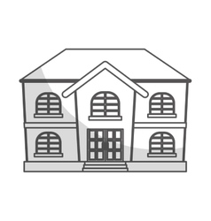 House property icon vector