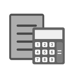 Documented calculation vector