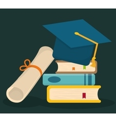 Education and elearning icons vector