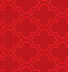 Red horizontal marrakech vector