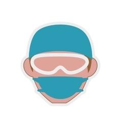 Dentist icon dental care design graphic vector