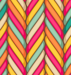 marshmallow seamless pattern vector image vector image