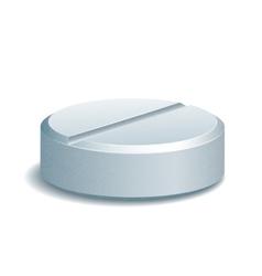 Medical Pill vector image