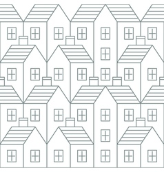 Realty pattern and backdrop vector