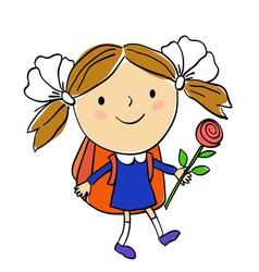 children 6 1 vector image