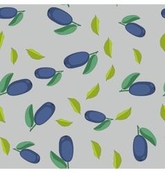 Honeysuckle cartoon seamless texture 656 vector