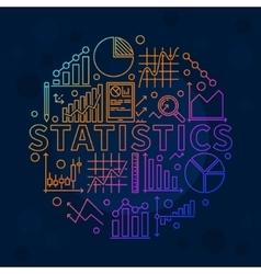 Bright statistics vector