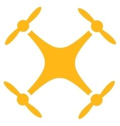 Airdrone icon vector