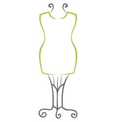 Dummy symbol vector image