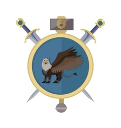 Griffin avatar icon vector
